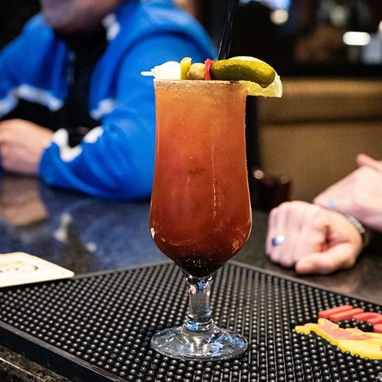 Caesar Sundays at Chicago Pub